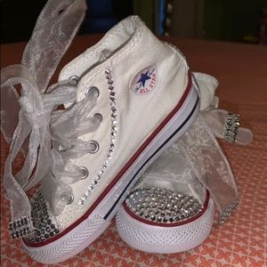 💜cute converse shoes toddler 💜